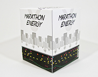 Product Packaging - Marathon Energy Drink