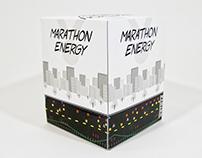 Product Packaging - Marathon Energy Drink