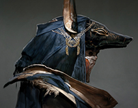 Assassin's Creed: Origins character concept art
