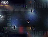 CORNER game design