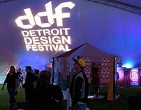Detroit Design Festival (DDF) Sponsored Project