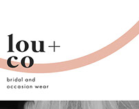 Lou and Co Brand Identity