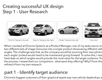 Creating successful UX design - research