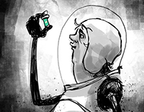 Space Broad storyboards