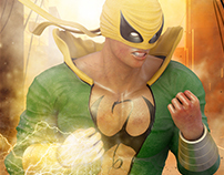 IRON FIST / Marvel