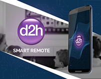 d2h Smart Remote App by Videocon d2h Ltd