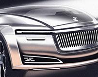 Rolls Royce Vision Autonomous