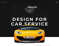 Design TverSwap website