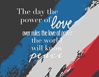 Pray for Paris X