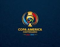 Copa América Centenario Infographic