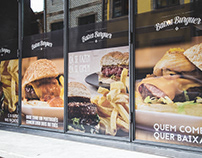 VINIL - Baixa Burger