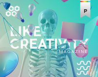 LIKE CREATIVITY MAG