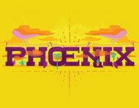 Phoenix Illustrations
