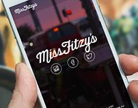 Miss Fitzy's Restaurant Branding