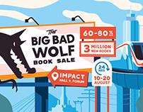 Big Bad Wolf | Art Direction