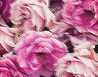 Florid Cut | Print Design