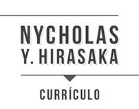Currículo - Nycholas Hirasaka