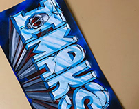 ronlak grafity