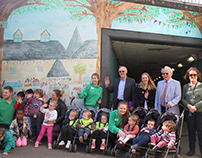 Albion Way Underpass Official launch and Trail