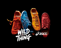 Wild Thing by Asic Tiger