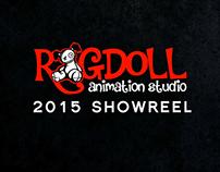Ragdoll Studio 2015 Showreel