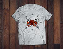 WWF - T-shirt design