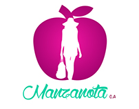 Imagen Gráfica corporativa de Manzanota