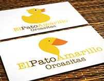 El pato amarillo