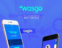 Wasgo App Lavandería