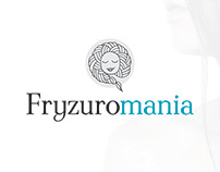 Branding & webdesign for Fryzuromania!