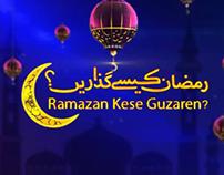 Title Ramazan Kese Guzarain
