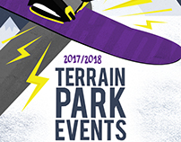 Mt Brighton - Terrain Park Events
