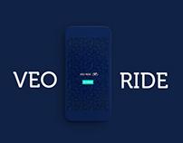 VeoRide UI redesign