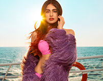 The Man Magazine Cover Story - Adah Sharma