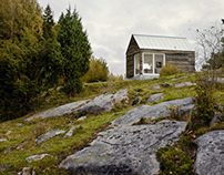 Cabin in the highlands