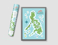 Yolo Scratch Map Philippines