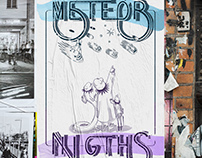 Meteor Nights Poster