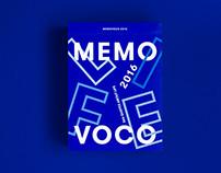Memovoco calendar 2016