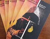 "My cover for the novel ""MURDERS IN WONDERLAND"""