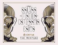"Chivas / The Venture ""Zine"""