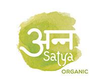 Annsatya Organic Branding