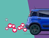 Panda Waze - You'll Never Drive Alone