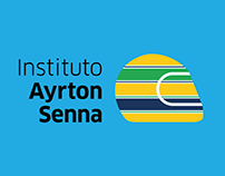 Instituto Ayrton Senna Stickers
