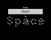 Press Space To Space