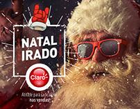 EVENTO CLARO NATAL IRADO