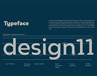 Orinique Sans Custom Typeface