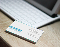 Business Card - Simple Quote