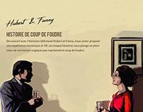 Radio-Canada   Hubert et Fanny   Turbulent