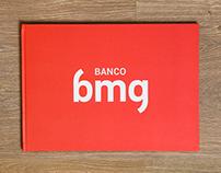 Projeto de Identidade Visual - Banco BMG