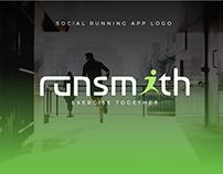 Runsmith - Running app logo